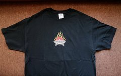Intense Flames Klassiker Shirt - 1995! - Size XL