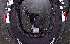 Leatt Neckbrace DBX Comp 4 (L/XL) weiß/schwarz