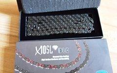 KMC X-10 SL DLC Kette 10fach Schwarz 116Glieder