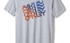 Oakley Quad Factory T-Shirt Grey XL