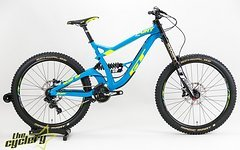GT Fury Pro Downhill Bike | UVP 4.699 €