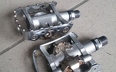 Shimano | PD-M324 MTB-Klickpedale | silber