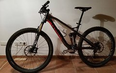 Canyon Nerve AL 9.9, 650B, 2014