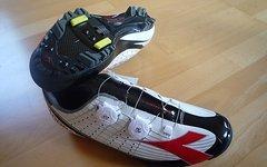 Diadora X-Vortex Pro MTB Schuhe Größe 42 NEU