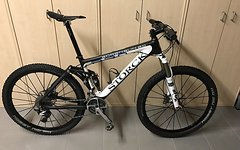 Storck Adrenalin 2.0 Carbon Fully komplett XTR 10,5kg MTB Fully