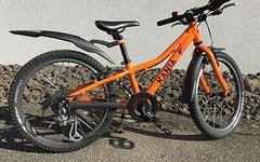 "Kania (Pyrobikes) 20"" Kindermountainbike, Kania 20 Small"