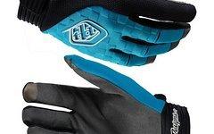 Troy Lee Designs Sprint Handschuhe - Hex Cyan - Größe M - NP 45 Euro