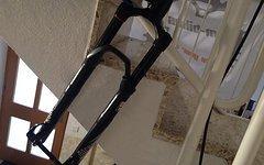Dartmoor Hornet 650b Rahmen + Gabel Set