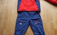 The North Face Ski Jacke und Hose