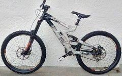 Scott Gambler DH 20 2008/2009 Größe L
