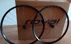 Specialized Roval Traverse  Fatty 29 142/135 15x100