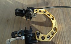 Magura HS 33 SET - LIMITED OLYMPIA GOLD EDITION