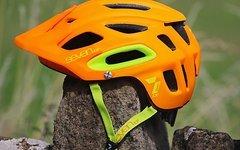 Seven iDP M2 orange/neon-yellow Größe M/L 55-59cm NEU