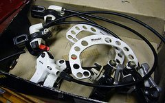Magura Hs 33 White Mouse