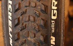 "Michelin Wild Grip'R Advanced Reinforced 26"" x 2,35"" tubeless ready"