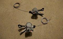 Shimano Tiagra - 2x10 - 3x10 Schalthebel STI Flatbar