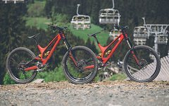 Specialized Demo 8 Carbon 2017 Gr. L