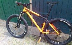 NS Bikes 650B+ Starter Set