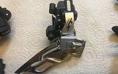 Shimano Deore XT Umwerfer FD-M781 / kein SRAM