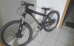 UMF Hardy Custom Dirt/Pumptrack/4x Bike