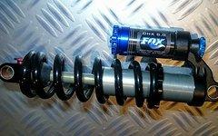 Fox DHX 5.0 222mm/70mm