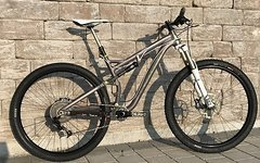 Salsa Cycles Horsethief 1 - 29er Enduro Trailbike - UVP 5700 Custom Aufbau