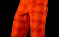 Troy Lee Designs SKYLINE SHORT Gr.36 PLAID ORANGE