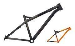NS Bikes Eccentric Rahmen + Rock Shox Reba RL