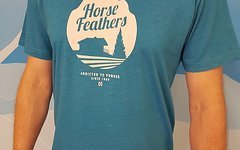 "Horse Feathers ""Cabin"" T-Shirt Gr. M"
