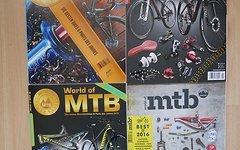 World Of Mtb Best Of Zeitschriften - 2013 2014 2015 2016