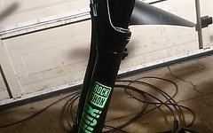 Rock Shox LYRIK RCT3 Solo Air 27,5 180mm, Federgabel 2018