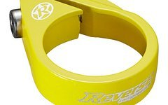 Reverse Components Sattelschelle Bolt Clamp Ø 34.9mm Yellow Seatclamp, Bolt Clamp, 26g