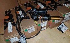 Fox ´16er FloatX Factory Remote 200x56mm, abs. neuwertig!