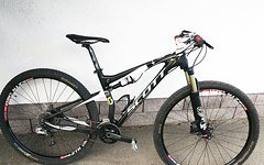 Scott Spark 900 RC / Bj. 2012 Gr. M