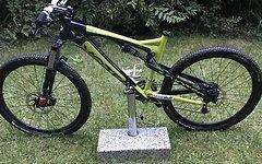 Votec V.CS Fullsuspension Mountainbike (Magura Menja/Louise, FOX, SRAM X9, Tufo Carbon...)