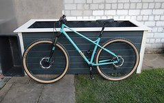 Stooge Cycles Stahl-Hardtail 29'' / 650b+ / 27.5''+