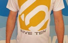 """Five Ten 5.10 """"Logo""""Shirt Gr. L"""