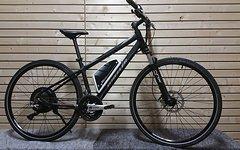 Wheeler e-Cross E-Bike