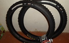 Maxxis Swampthing 26x2.5 Set