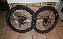 Veltec Enduro Laufräder