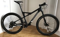 Cannondale Scalpel-Si Black Inc. 2017