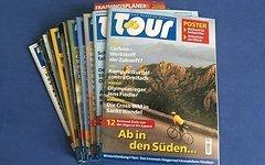 Tour rennrad magazin jahrgang 2005 komplett 12 hefte top zustand