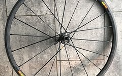 Mavic R-SYS SLR 2014 Rennrad-Laufradsatz