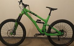 Yeti SB6 C Costum DVO Edition High End Enduro Allmounta