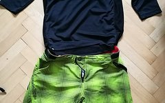 Troy Lee Designs Ruckus Shirt (M) + Short (34)