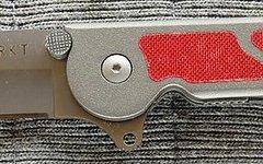 Crkt Taschenmesser mit Lock