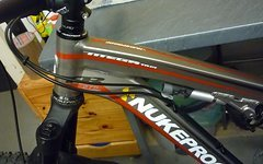 """Nukeproof Mega TR 275 Rahmen für 650B 27,5"""" Größe M"""