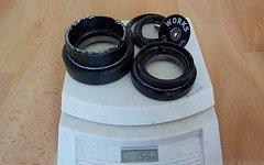 Works Components Angleset EC44/EC49 -1° für tapered Gabeln