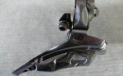 Shimano XT Umwerfer - silber