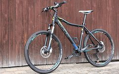 Cube Access WLS Pro Moutainbike Hardtail